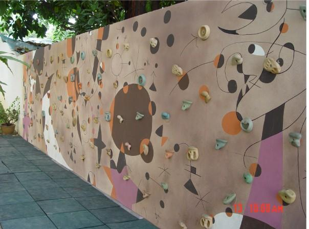 供应南岸区幼儿园儿童攀岩墙