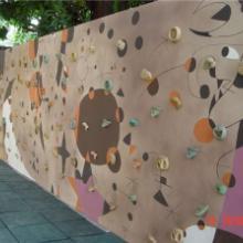 四川专业攀岩墙壁画绘制,贵州公园非标滑梯玩具设计定制, 重庆攀岩墙厂家咨询电话图片