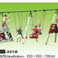 达州儿童秋千跷跷板直销健身器材图片