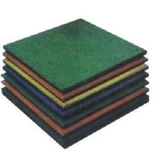 橡胶地垫厂家图片