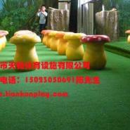 重庆塑料人造草丝价格图片