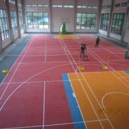 重庆硅PU球场厂家图片