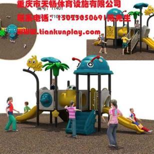 重庆多功能滑梯儿童游乐设施图片