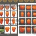 重庆景观陶瓷花钵厂家图片