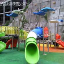 云南闯关冒险拓展游乐园,四川水上乐园滑梯厂家, 重庆幼儿多功能塑胶滑滑梯玩具图片