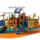 供应陶瓷厂家设计制作儿童滑梯塑胶玩具儿童游乐设施