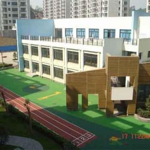 重庆哪里有塑胶地面厂家图片