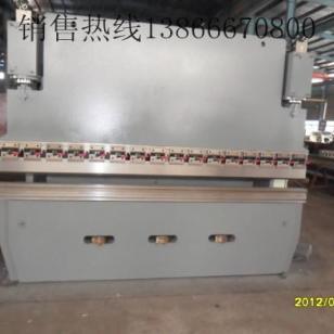 液压板料双缸折弯机100吨4米型图片