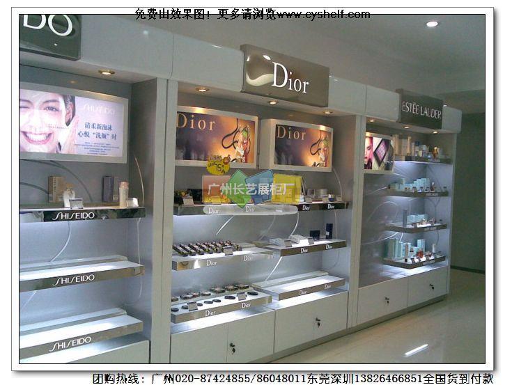 香港化妆品��-)��(:`d_香港化妆品店设计图图片
