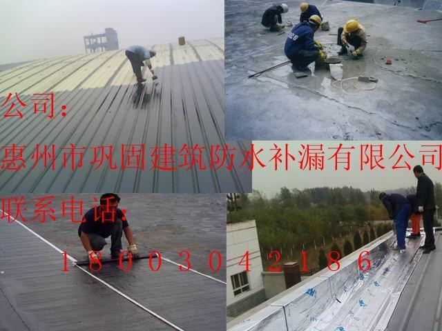 供应惠州建筑防水补漏工程巩固防水