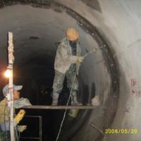 供应隧道结构防水施工方案惠实防水