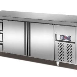供應雅紳寶TC全不鏽鋼風冷抽屜櫃