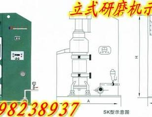 立式砂磨机图片