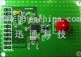 供应433模块PRT8500外置天线SMA接口数字I\O定时器SPI串口PWM批发