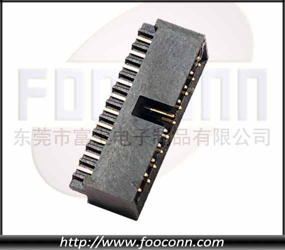 供应USB20PIN焊线简牛