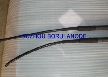 MMO钛阳极PCB镀铜钛阳极图片