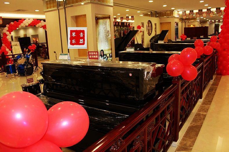 上海琴音乐器贸易有限公司
