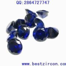 供应尖晶蓝宝石耐高温蜡镶石