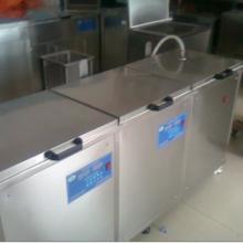 供应缝纫机零件超声波清洗机除锈图片