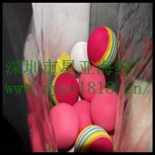 供应海绵玩具、海绵玩具球、彩色海绵玩具球
