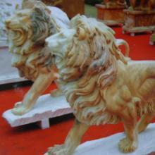 供应动物石狮雕塑供应