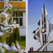供应城市雕塑不锈钢/城市雕塑不锈钢/