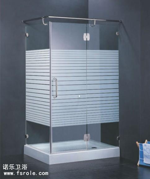 供应厂家直销淋浴房沐浴房浴室玻璃推拉门