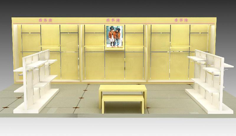 服装展柜设计图片大全图片