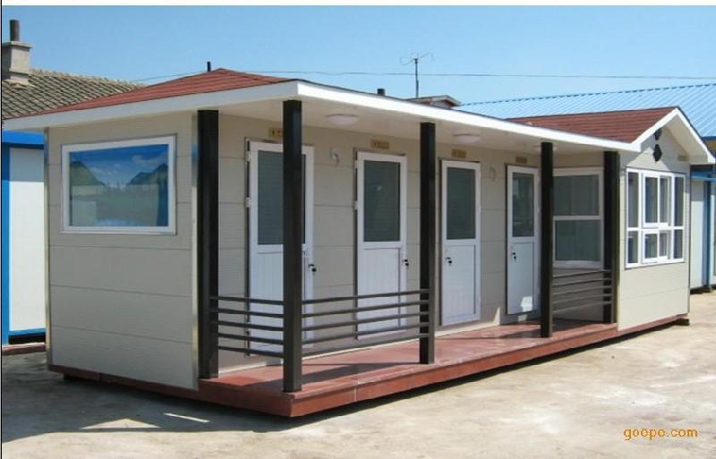 存储式移动厕所