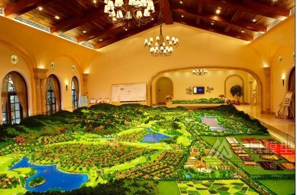 惠州建筑模型设计