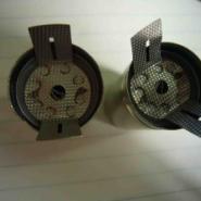 电池盖帽电池镍片点焊机图片