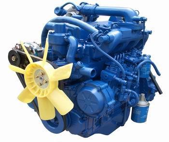 供应一汽锡柴490气刹发动机