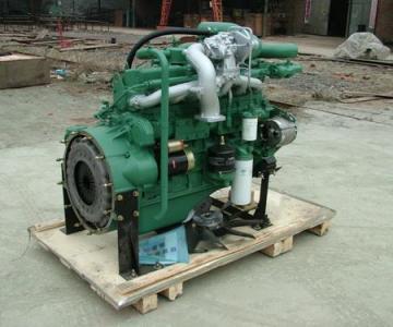 供应一汽锡柴190马力发动机,锡柴CA6DF2D-19发动机图片