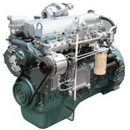 玉柴210马力发动机总成图片