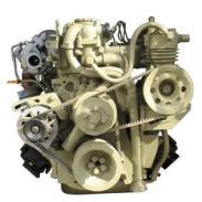 一汽锡柴4110收割机用发动机图片