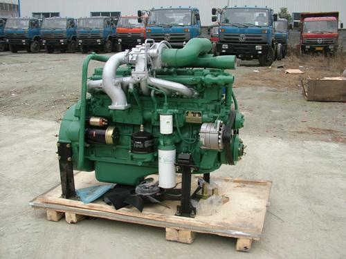 供应一汽锡柴180马力发动机图片