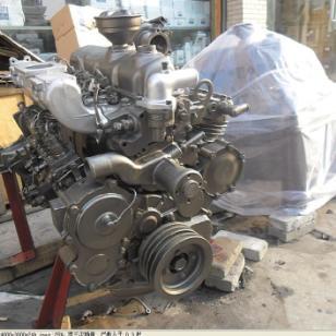 玉柴4110增压发动机总成图片