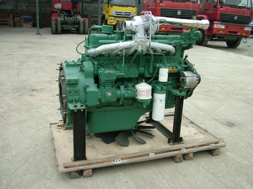 供应锡柴6DF1-26发动机图片