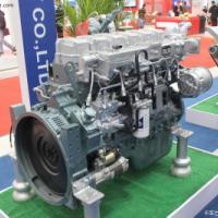 供应玉柴4112增压中冷发动机总成,玉柴180马力发动机总成 图片|效果图