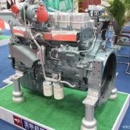 玉柴230马力发动机总成图片