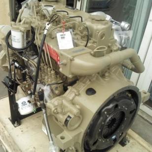 一汽锡柴4110发动机锡柴136马力图片