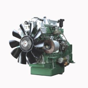 一汽锡柴6110不带增压发动机图片