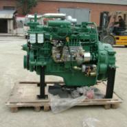 锡柴6110收割机用发动机图片