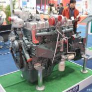 玉柴285马力发动机图片