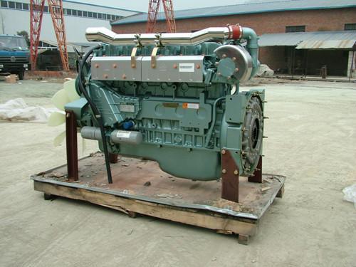 供应斯太尔290马力发动机,重汽290马力发动机