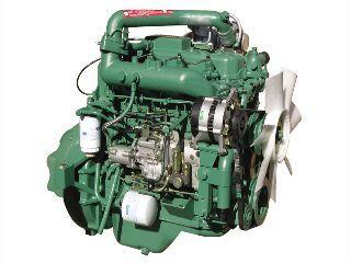 供应一汽锡柴490增压发动机