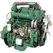 一汽锡柴490增压发动机图片