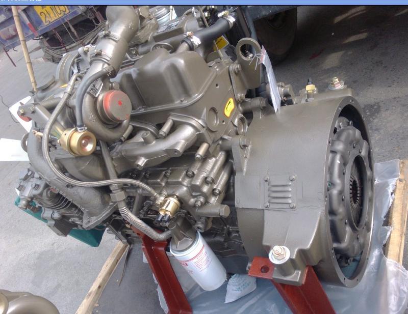 供应玉柴150马力发动机,玉柴YC4E150-33发动机总成