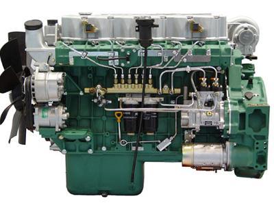 供应锡柴420马力电控发动机图片