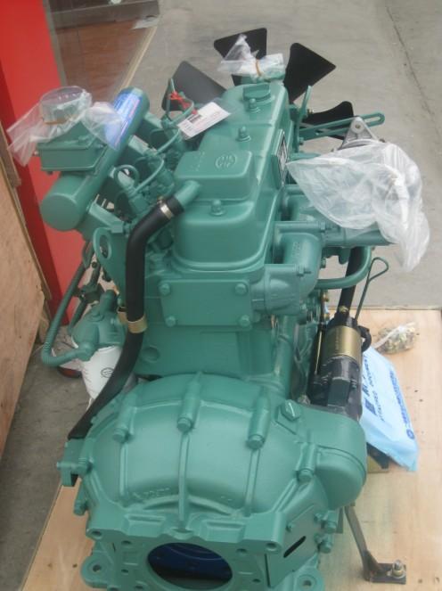 供应485发动机总成,锡柴485油刹发动机
